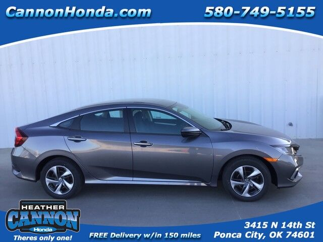 2020 Honda Civic Sedan LX Ponca City OK