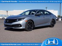 2020 Honda Civic Sedan Sport CVT