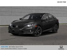 2020_Honda_Civic Sedan_Sport CVT_ Rocky Mount NC