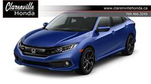 2020_Honda_Civic Sedan_Sport_ Clarenville NL