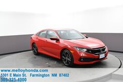 2020_Honda_Civic Sedan_Sport_ Farmington NM
