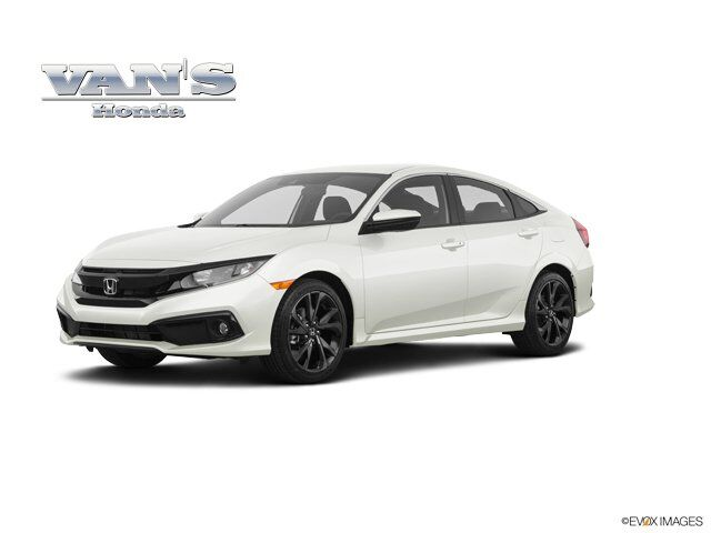 2020 Honda Civic Sedan Sport Green Bay WI