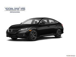 2020 Honda Civic Sedan Sport MT