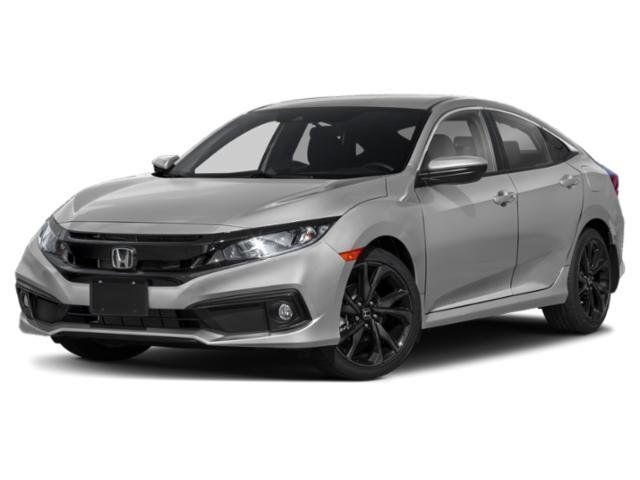 2020 Honda Civic Sedan Sport MT Green Bay WI