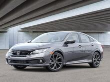 2020_Honda_Civic Sedan_Sport_ Moncton NB
