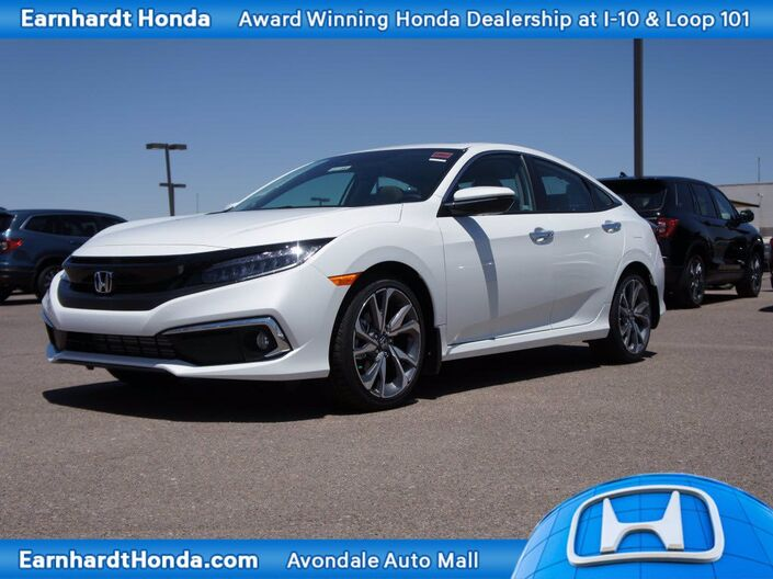 2020 Honda Civic Sedan Touring CVT Avondale AZ