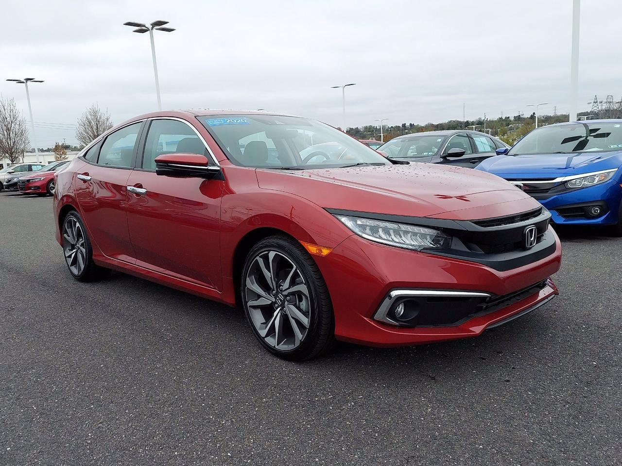 2020 Honda Civic Sedan Touring Conshohocken PA