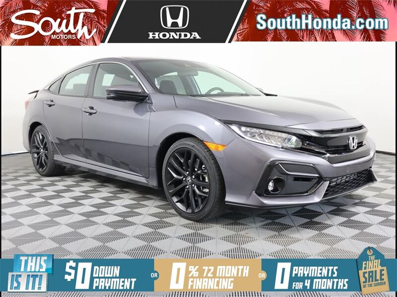 2020 Honda Civic Si Miami FL