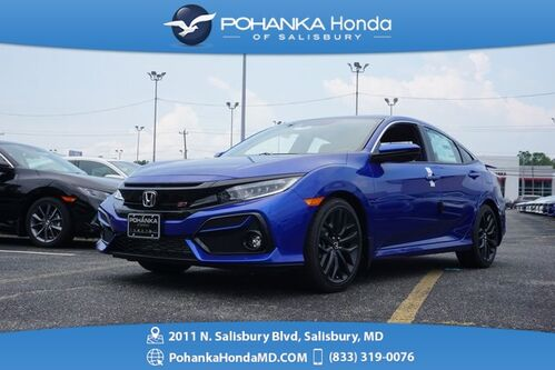 2020_Honda_Civic_Si_ Salisbury MD