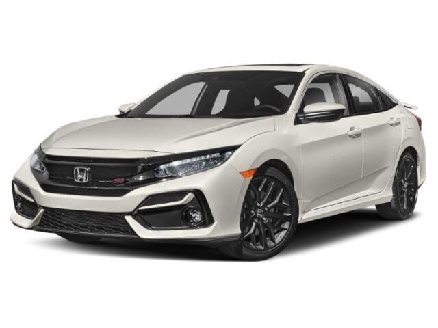 2020 Honda Civic Si Sedan 6-Speed Manual Green Bay WI
