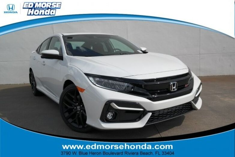 2020 Honda Civic Si Sedan Manual Riviera Beach FL