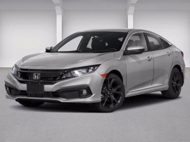 2020 Honda Civic Sport CVT Dartmouth MA