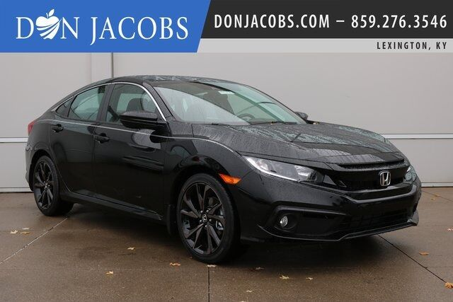 2020 Honda Civic Sport Lexington KY