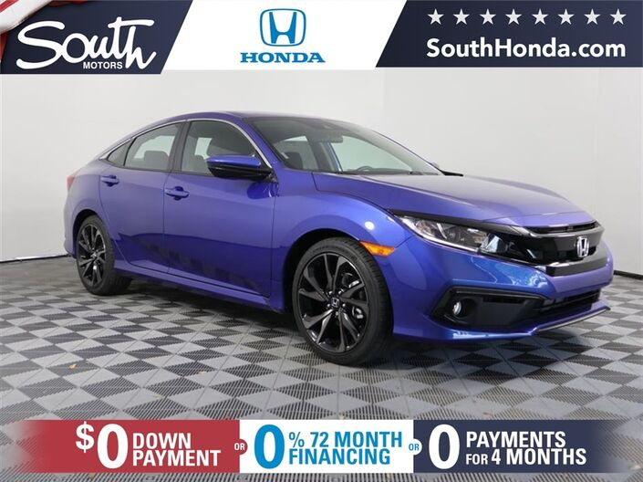 2020 Honda Civic Sport Miami FL