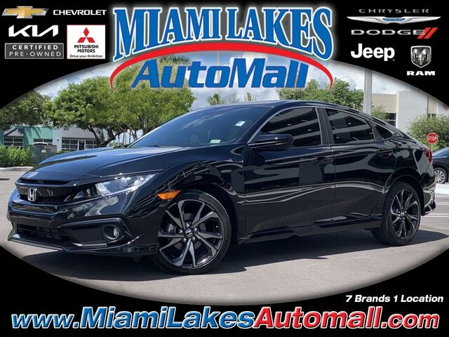 2020 Honda Civic Sport Miami Lakes FL