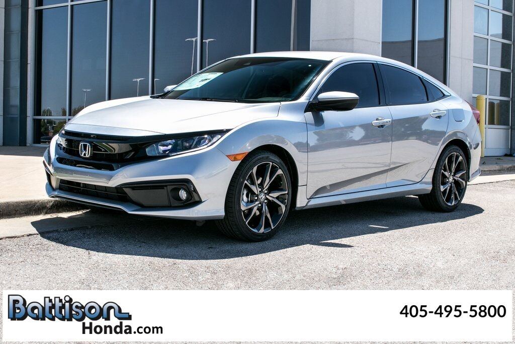 2020_Honda_Civic_Sport_ Oklahoma City OK