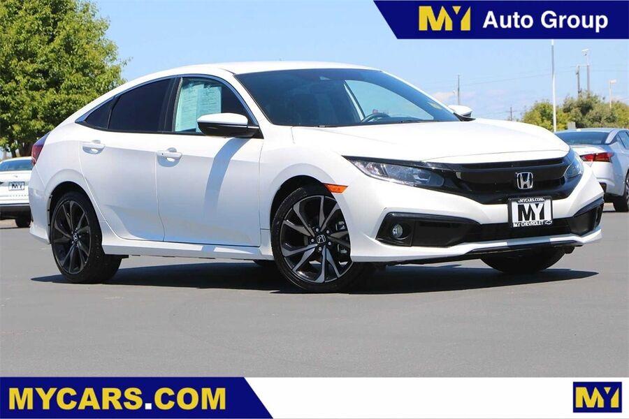 2020 Honda Civic Sport Salinas CA