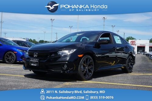 2020_Honda_Civic_Sport_ Salisbury MD