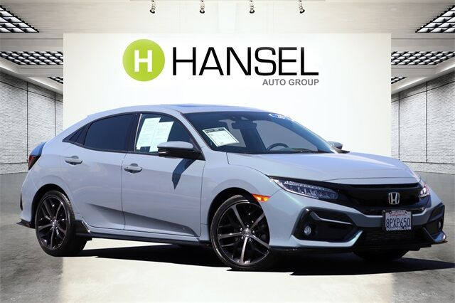 2020 Honda Civic Sport Touring Santa Rosa CA