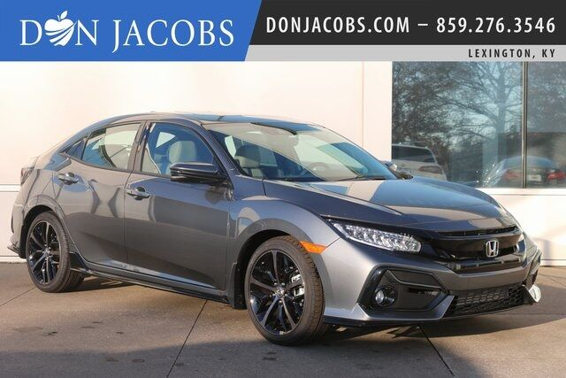 2020 Honda Civic Sport Touring Lexington KY