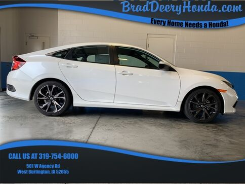 2020_Honda_Civic_Sport_ West Burlington IA