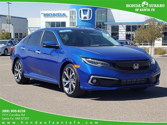 2020 Honda Civic Touring Santa Fe NM
