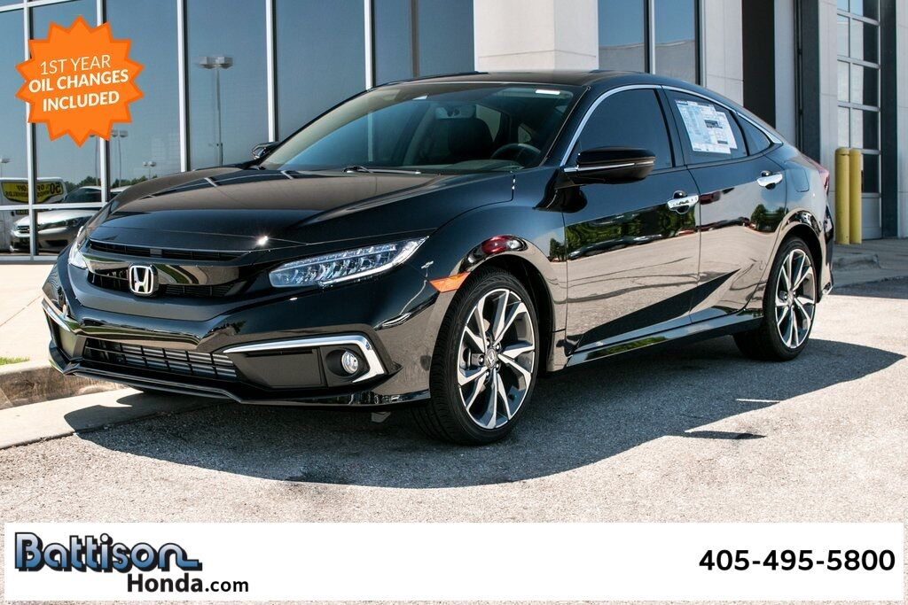2020_Honda_Civic_Touring_ Oklahoma City OK