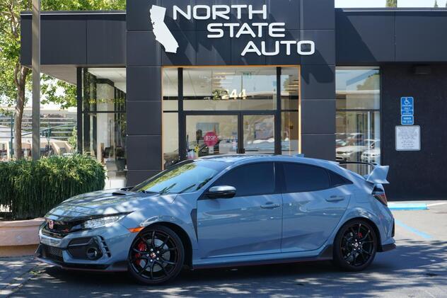 2020_Honda_Civic Type R_Touring_ Walnut Creek CA