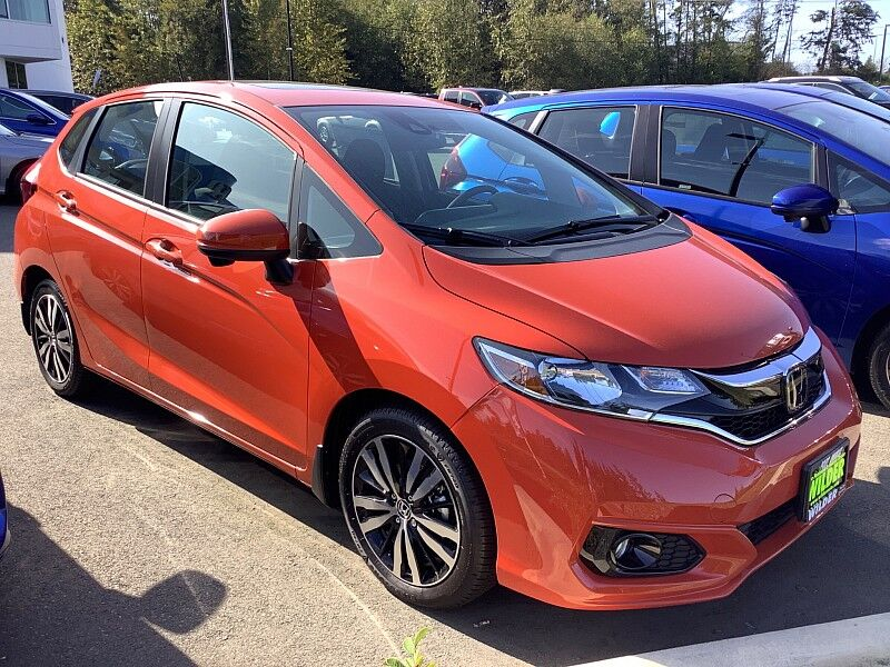 2020 Honda Fit 4d Hatchback EX Port Angeles WA