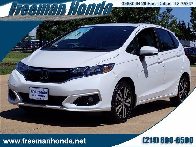 2020 Honda Fit EX Dallas TX