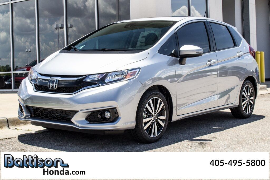 2020_Honda_Fit_EX_ Oklahoma City OK