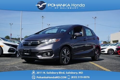 2020_Honda_Fit_EX_ Salisbury MD