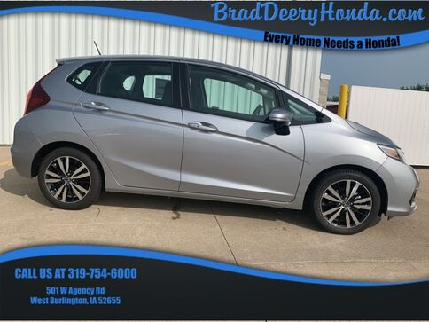 2020_Honda_Fit_EX_ West Burlington IA