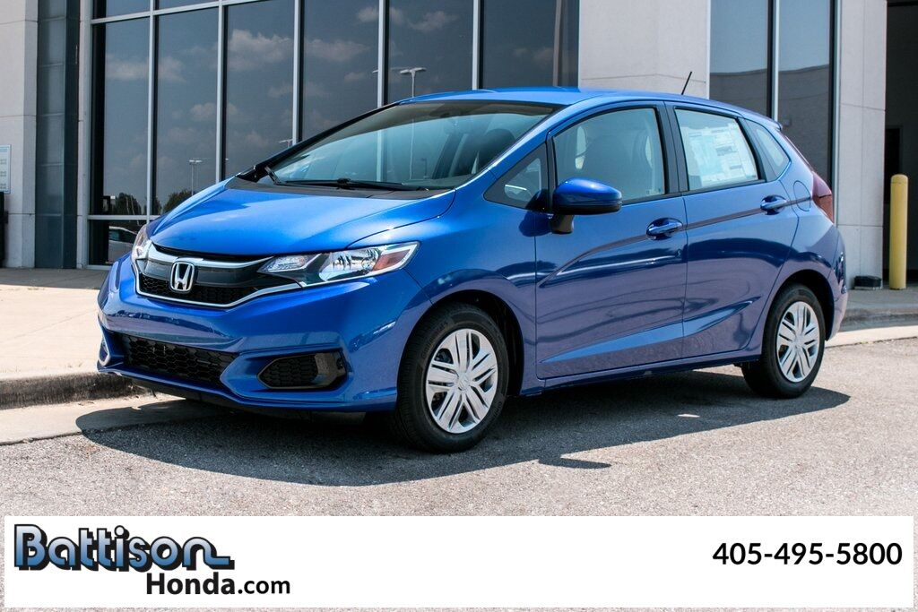 2020_Honda_Fit_LX_ Oklahoma City OK