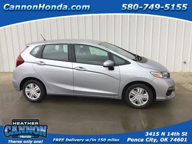 2020 Honda Fit LX Ponca City OK