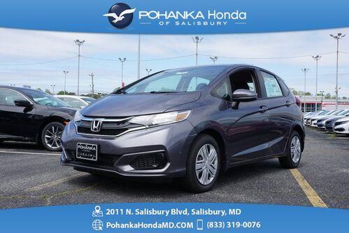 2020_Honda_Fit_LX_ Salisbury MD