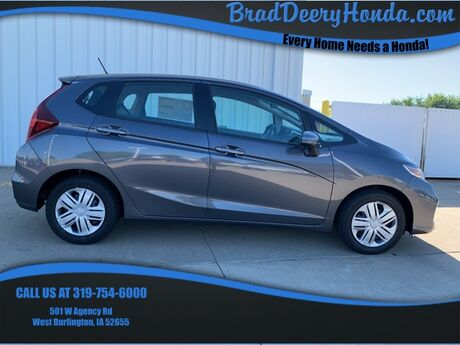 2020 Honda Fit LX West Burlington IA