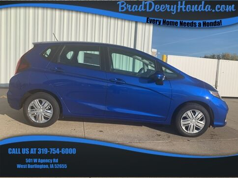 2020_Honda_Fit_LX_ West Burlington IA