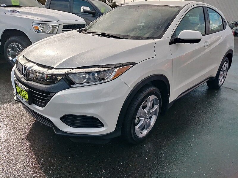 2020 Honda HR-V 4d SUV AWD LX Port Angeles WA