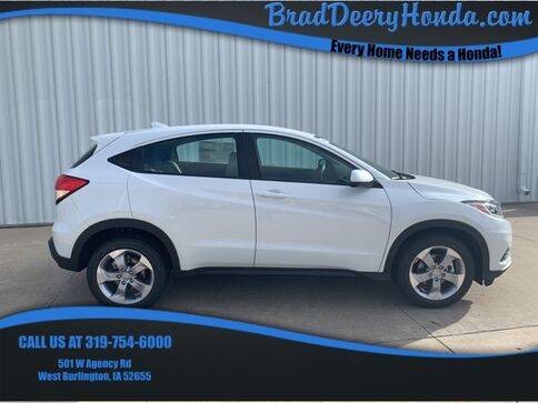 2020_Honda_HR-V_AWD LX_ West Burlington IA