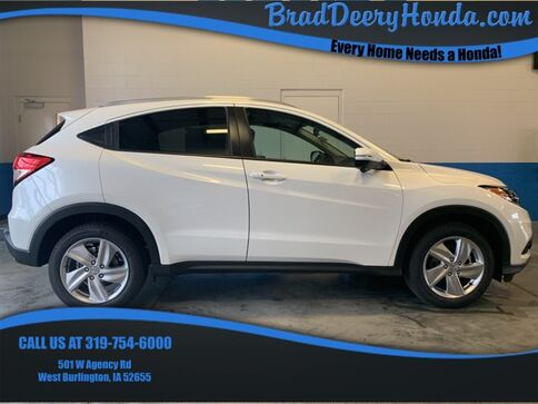 2020_Honda_HR-V_EX_ West Burlington IA