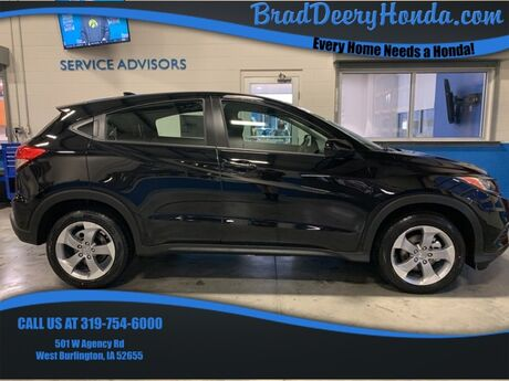 2020 Honda HR-V LX West Burlington IA