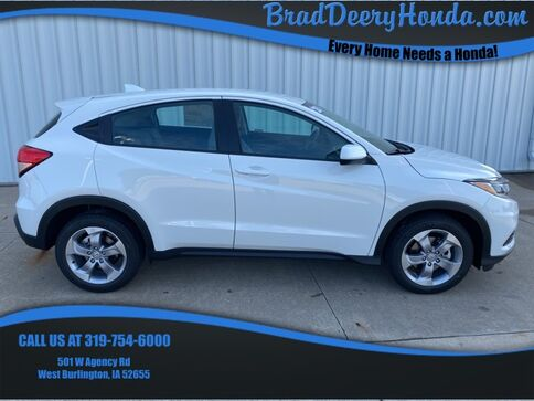 2020_Honda_HR-V_LX_ West Burlington IA
