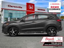 2020_Honda_HR-V_Sport AWD CVT   - Sunroof -  DEMO! Winter Tires/Rims!_ Clarenville NL