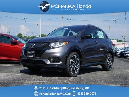 2020_Honda_HR-V_Sport_ Salisbury MD