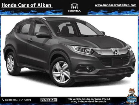 2020_Honda_HR-V_Sport_ Aiken SC