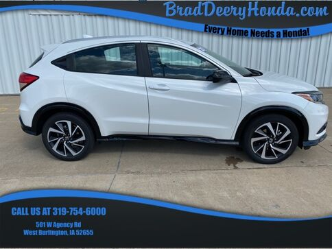 2020_Honda_HR-V_Sport_ West Burlington IA