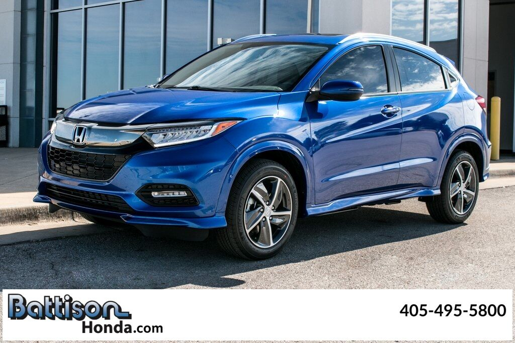 2020_Honda_HR-V_Touring_ Oklahoma City OK