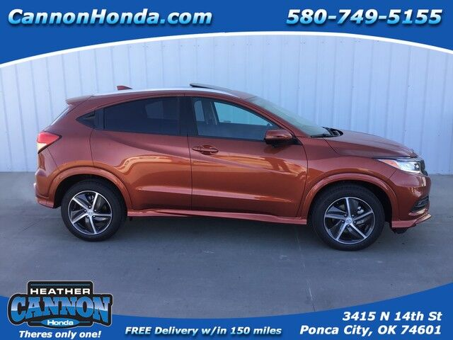 2020 Honda HR-V Touring Ponca City OK