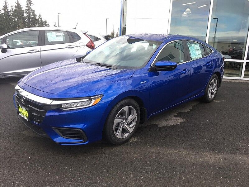 2020 Honda Insight 4d Sedan EX